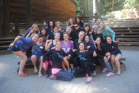 Fun Fabulous Fierce FAB Camp 2014, Alliance Redwoods Conference Grounds, Sonoma County, California September 12-14, 2014